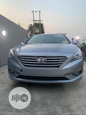 Hyundai Sonata 2015 Gray | Cars for sale in Lagos State, Ogba