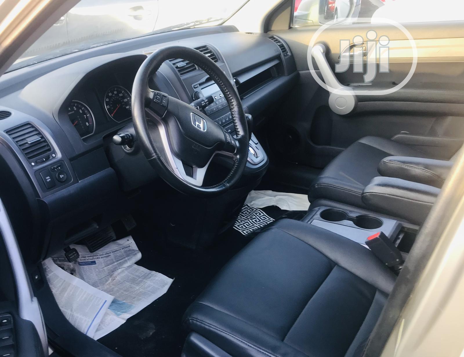 Archive: Honda CR-V 2008 2.0 RVi Automatic Gold