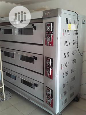 9 Trays Oven Gas | Industrial Ovens for sale in Lagos State, Ojo