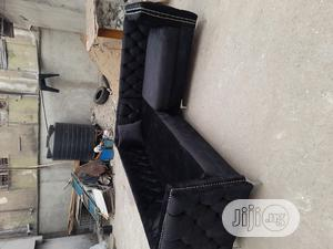 Quality L Shape With Quality Material | Furniture for sale in Lagos State, Ojo