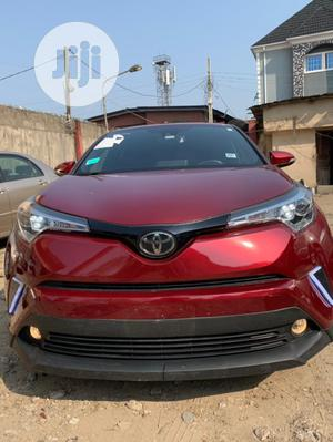 Toyota C-HR 2019 Limited FWD Red | Cars for sale in Lagos State, Isolo