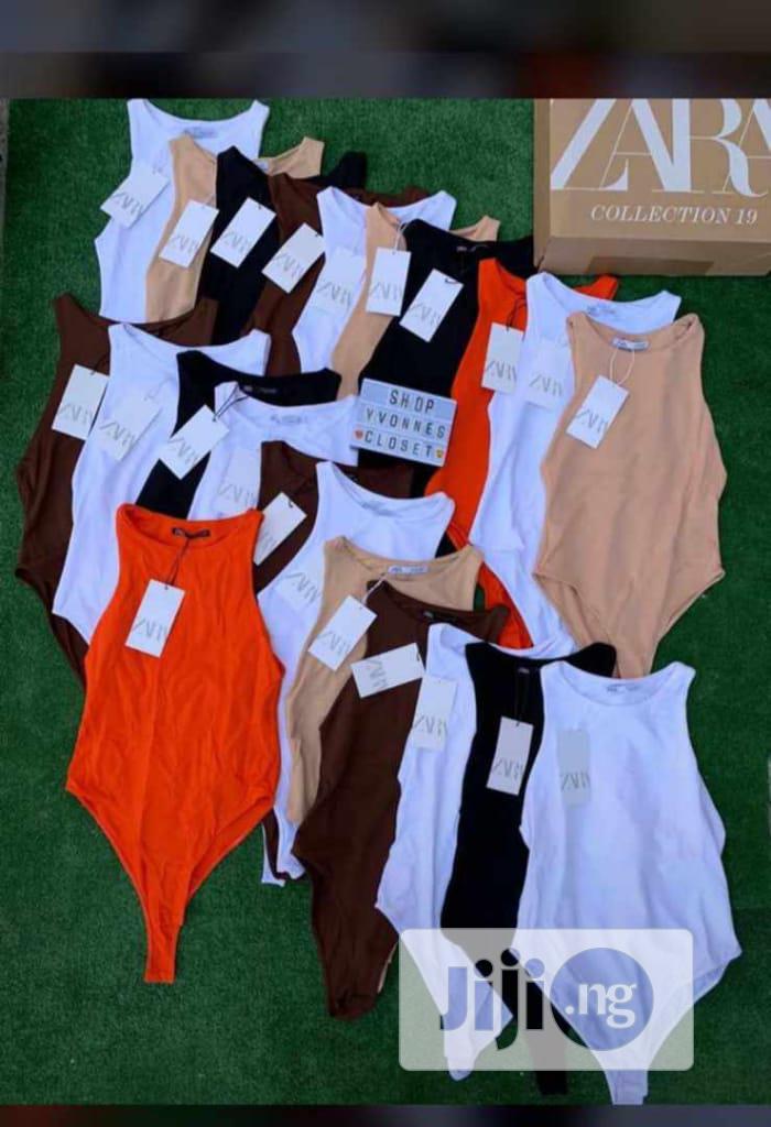 Ladies Bodysuit