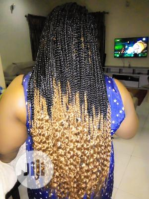 HAIR Your Crown U Can't Take Off.We Offer NEAT BRAIDS ONLY. | Health & Beauty Services for sale in Abuja (FCT) State, Kubwa