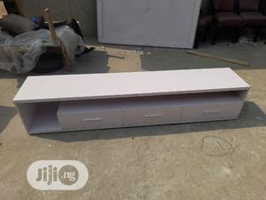 Quality Tv Stand With Hdf Wood   Furniture for sale in Lagos State, Ojo