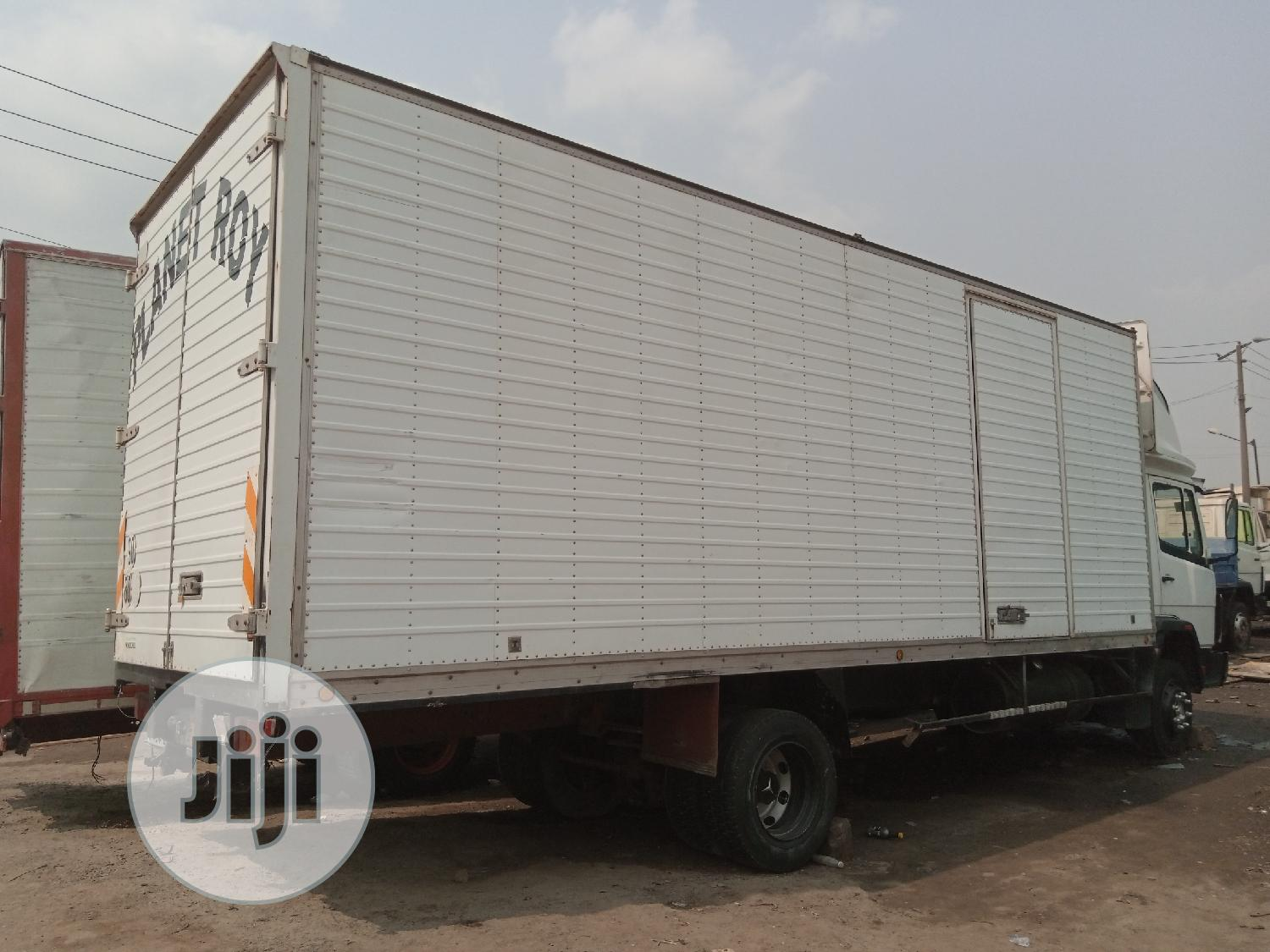 Mercedes Benz 1320 Container Body Truck White | Trucks & Trailers for sale in Apapa, Lagos State, Nigeria