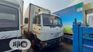 Foreign Used Mercedes-Benz 8bolts Container Body Truck | Trucks & Trailers for sale in Lagos State, Apapa