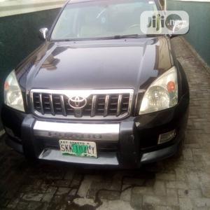 Toyota Land Cruiser Prado 2007 GX Black   Cars for sale in Lagos State, Ajah