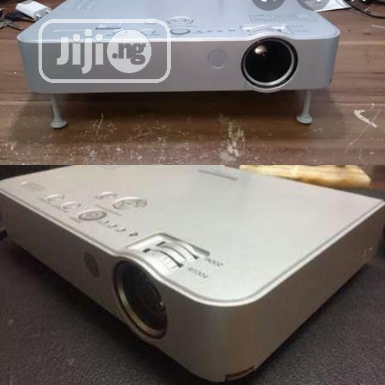 Very Sharp Panasonic Projector Available In Nigeria