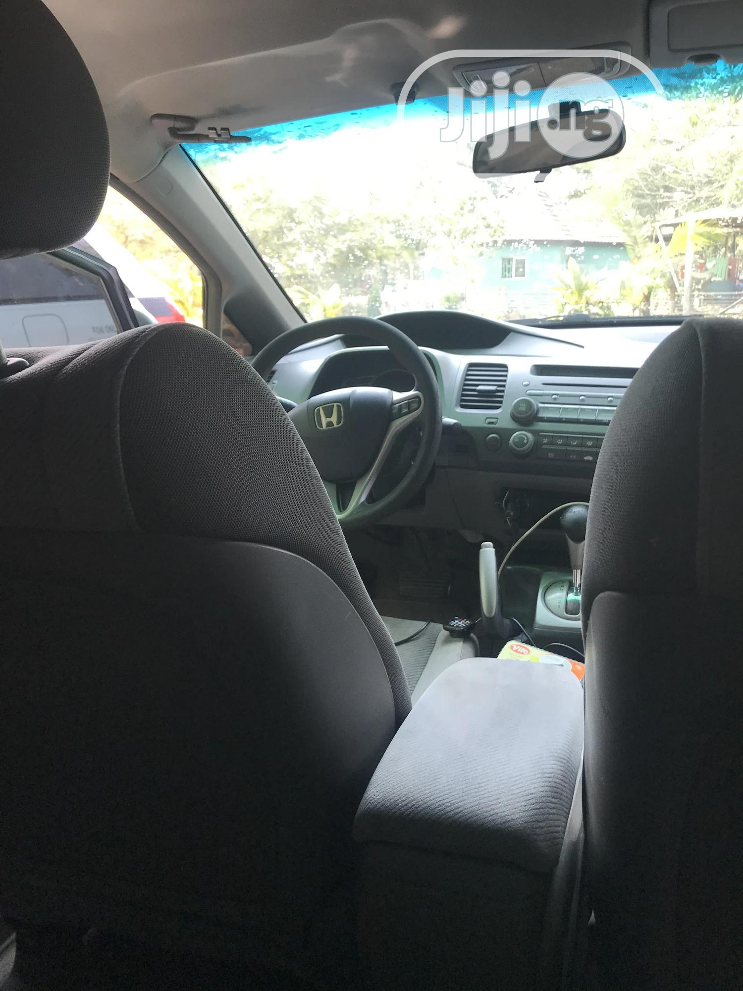Honda Civic 2010 Gray | Cars for sale in Kubwa, Abuja (FCT) State, Nigeria