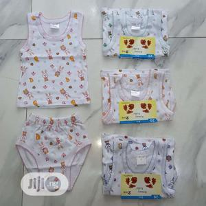 Baby Singlet And Pants | Children's Clothing for sale in Lagos State, Agege