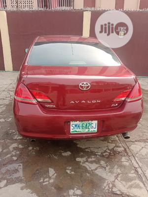 Toyota Avalon 2005 XLS Red | Cars for sale in Lagos State, Alimosho