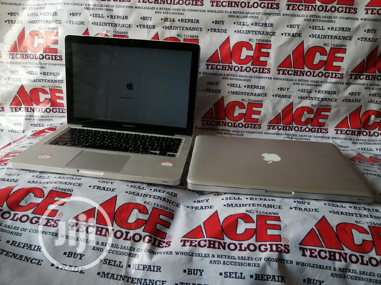 Laptop Apple MacBook Pro 2011 4GB Intel Core i5 HDD 500GB