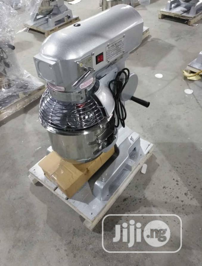 Archive: 20litres Cake Mixer