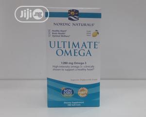 Nordic Natural Ultimate Omega 1280mg * 180 Softgels   Vitamins & Supplements for sale in Abuja (FCT) State, Jabi