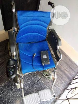 Motorized Wheelchair   Medical Supplies & Equipment for sale in Lagos State, Lagos Island (Eko)