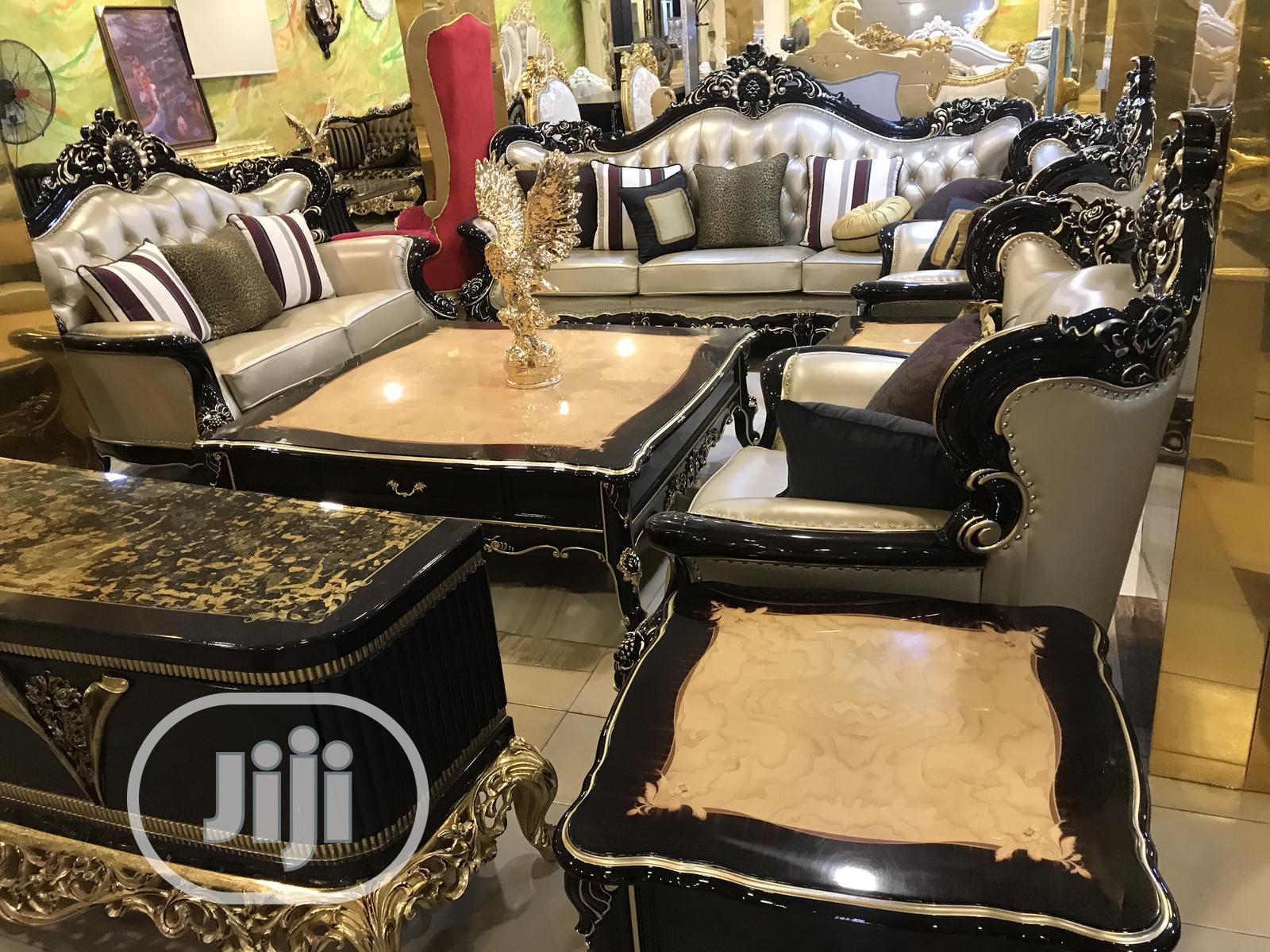 High Quality New Design Italian Royal Sofa Chair