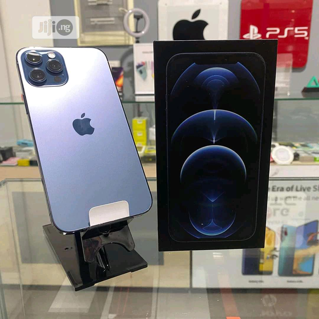 New Apple iPhone 12 Pro Max 256GB Blue | Mobile Phones for sale in Osogbo, Osun State, Nigeria