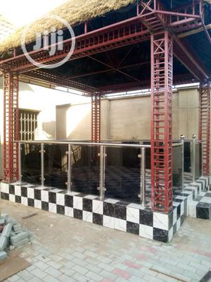 Glass Railing   Building & Trades Services for sale in Katsina State, Katsina