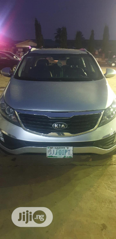 Kia Sportage 2012 Gray | Cars for sale in Abule Egba, Lagos State, Nigeria