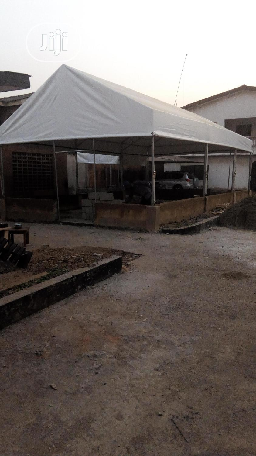 Archive: Almost New Marquee Tent For Sale