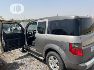 Honda Element 2003 Gray   Cars for sale in Abuja (FCT) State, Gudu
