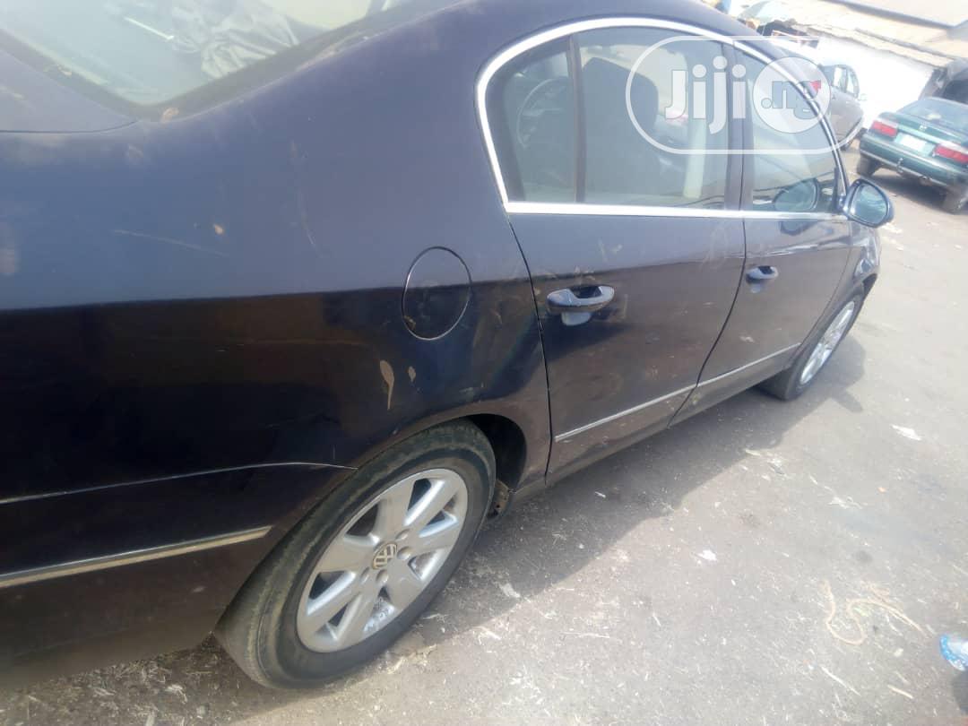 Volkswagen Passat 2007 2.0 Blue | Cars for sale in Ilorin South, Kwara State, Nigeria