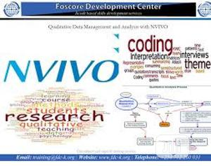 NVIVO 12.0, Qualitative Data Analysis | Classes & Courses for sale in Lagos State, Yaba
