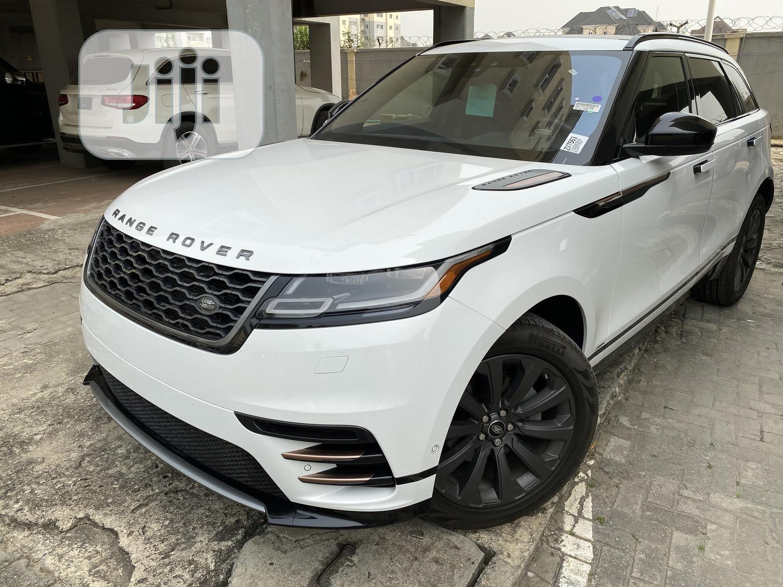 Land Rover Range Rover Velar 2018 P250 SE R-Dynamic 4x4 White