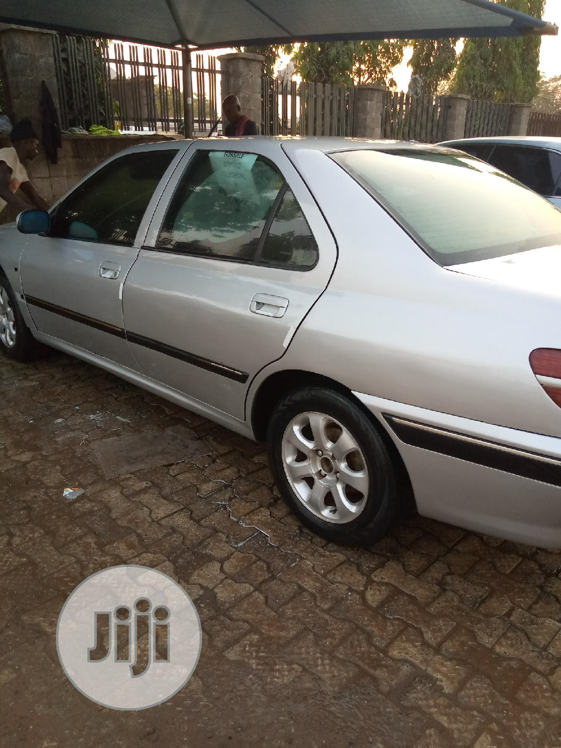 Archive: Peugeot 406 2004 2.0 HDi ST Gray