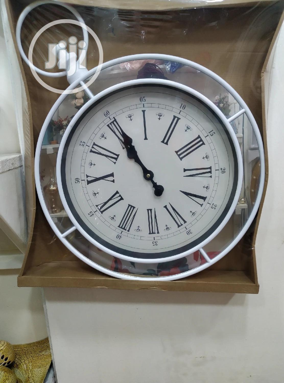 Elegant Decorative Wall Clock