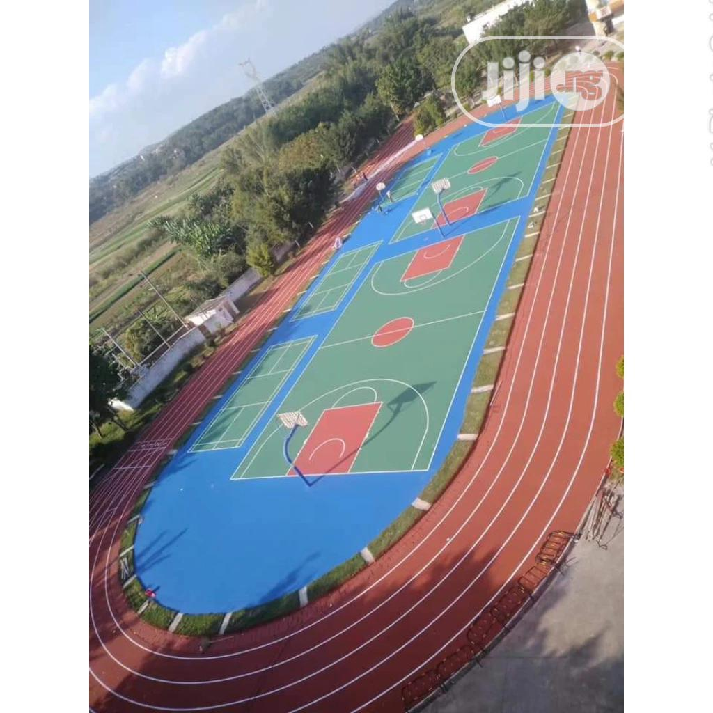 Archive: Track and Field Construction and Maintenance