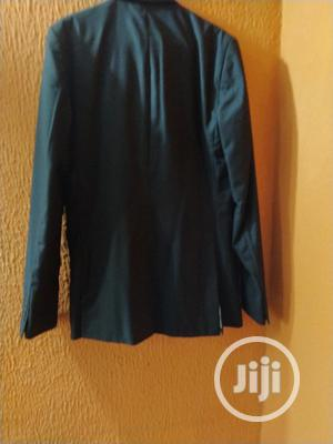 Black One Button Blazer With Trouser | Clothing for sale in Lagos State, Ilupeju