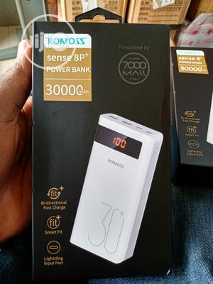 ROMOSS 18W PD 30000mah Power Bank | Accessories for Mobile Phones & Tablets for sale in Lagos State, Ikeja