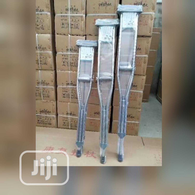 Walking Aid Crutches
