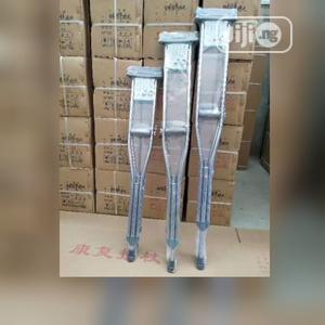 Walking Aid Crutches | Medical Supplies & Equipment for sale in Lagos State, Lagos Island (Eko)