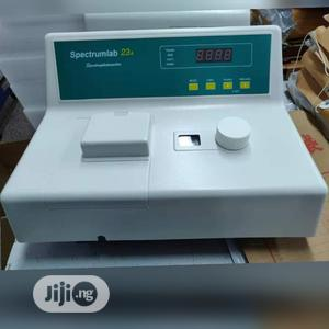 Spectrophotometer Machine 23A | Medical Supplies & Equipment for sale in Lagos State, Lagos Island (Eko)