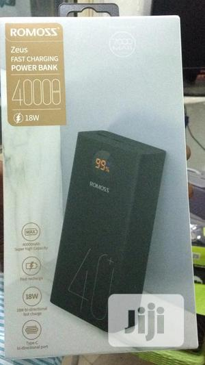 40000mah Romoss Power Bank | Accessories for Mobile Phones & Tablets for sale in Oyo State, Egbeda