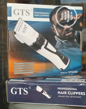 Gts Professional Rechargeable Clipper   Tools & Accessories for sale in Lagos State, Ojodu
