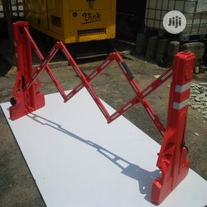 Plastic Expanding Barrier ES-S03   Safetywear & Equipment for sale in Lagos State, Surulere