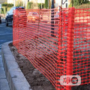 Plastic Safety Fence ES-S05   Safetywear & Equipment for sale in Lagos State, Surulere