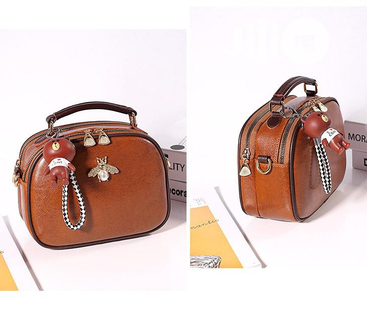 Ladies Fashion Leather Bee Bag   Bags for sale in Lekki, Lagos State, Nigeria