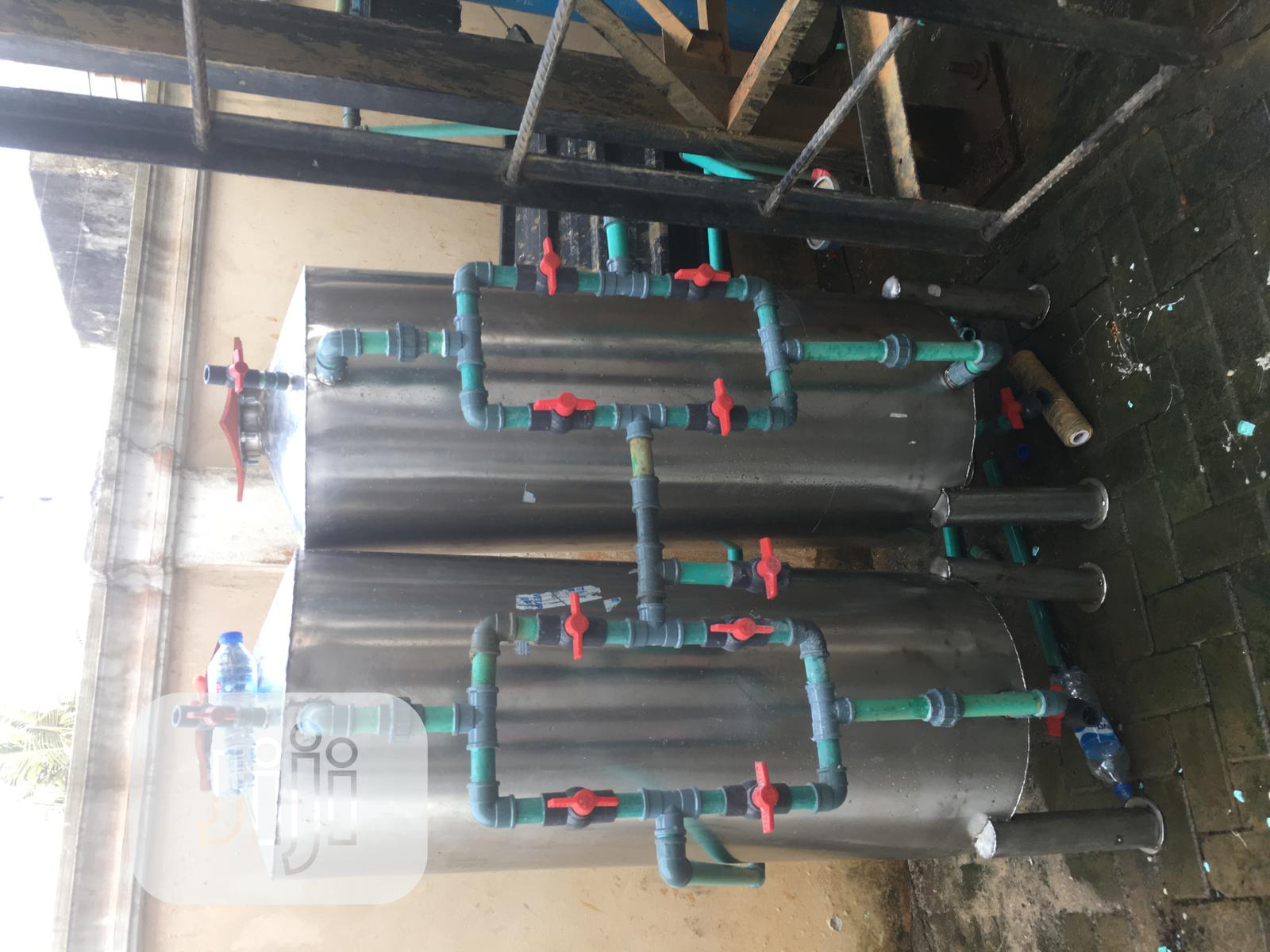 Water Treatment Plant | Manufacturing Services for sale in Ajah, Lagos State, Nigeria