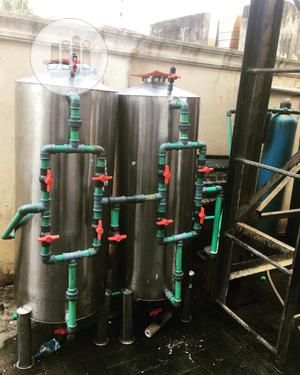 Water Treatment Plant   Manufacturing Services for sale in Lagos State, Ajah