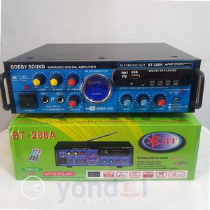 Bobby Sound Portable Karaoke Bluetooth Amplifier | Audio & Music Equipment for sale in Lagos State, Agege