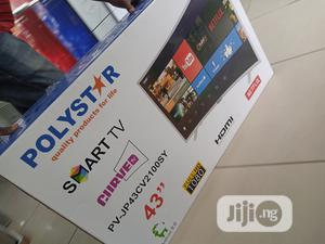 Polystar 43'' Full HD Curved Smart TV   TV & DVD Equipment for sale in Kwara State, Ilorin West