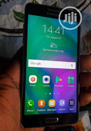 Samsung Galaxy A5 16 GB Blue | Mobile Phones for sale in Lagos State, Ikeja