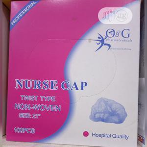 Disposable Nurses Cap | Medical Supplies & Equipment for sale in Lagos State, Lagos Island (Eko)