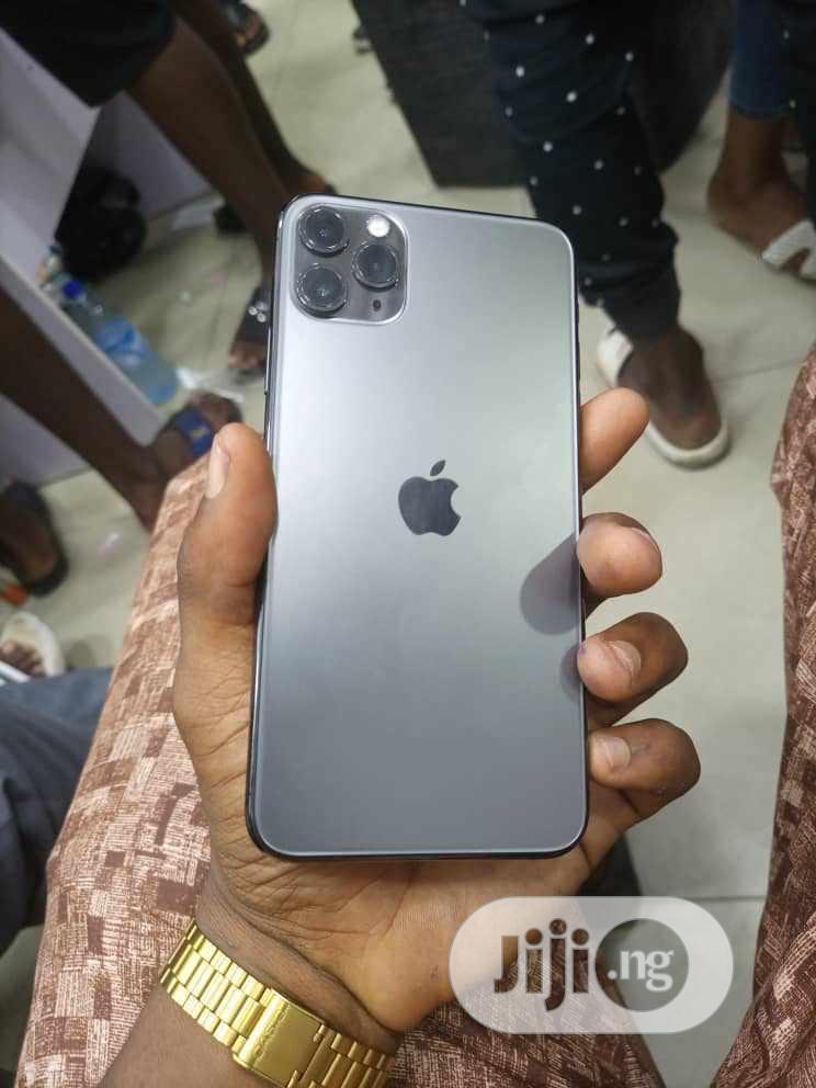 Apple iPhone 11 Pro Max 256 GB Black | Mobile Phones for sale in Lekki, Lagos State, Nigeria