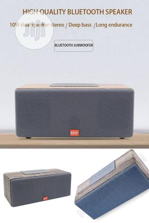 Music 3070 BY Wireless Bluetooth Subwoofer Speaker Deep Bass | Audio & Music Equipment for sale in Lagos State, Ikeja