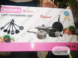 Complete Set of Non-Stick Pots and Cooking Spoons | Kitchen & Dining for sale in Lagos State, Lagos Island (Eko)